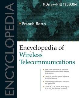 Book Encyclopedia of Wireless Telecommunications by Botto