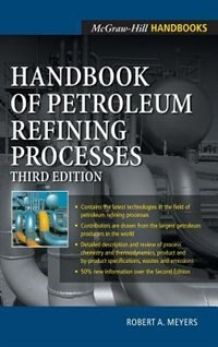 Book Handbook of Petroleum Refining Processes by Robert A. Meyers