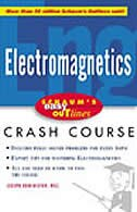 Book Schaum's Easy Outline of Electromagnetics by Joseph Edminister