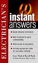 Book Electrician's Instant Answers by David Tuck