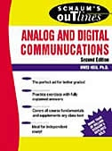 Book Schaum's Outline of Analog and Digital Communications by Hwei Hsu