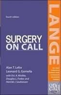 Book Surgery On Call, Fourth Edition by Alan Lefor
