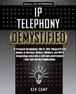 Book Ip Telephony Demystified by Ken Camp
