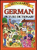 Book Let's Learn German Dictionary by Marlene Goodman