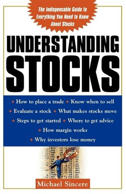 Book Understanding Stocks by Michael Sincere