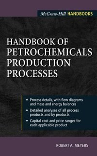 Handbook of Petrochemicals Production Processes