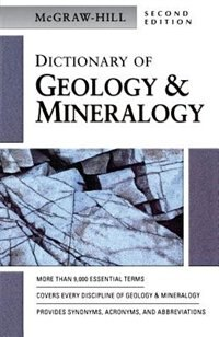 Book Dictionary of Geology & Mineralogy by McGraw-Hill Education