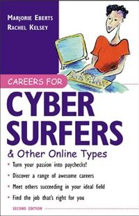 Book Careers for Cyber Surfers & Other Online Types by Marjorie Eberts