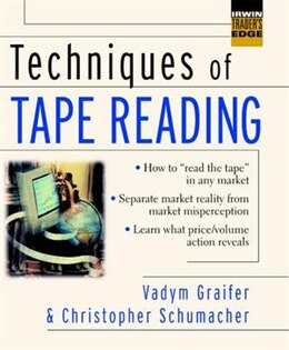 Book Techniques of Tape Reading by Vadym Graifer