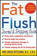 Book The Fat Flush Journal and Shopping Guide by Ann Louise Gittleman