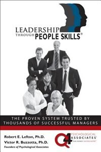 Book Leadership Through People Skills by R. Lefton
