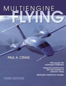 Book Multi-Engine Flying by Paul Craig