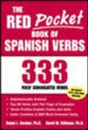 Book The Red Pocket book of Spanish Verbs: 333 Fully Conjugated Verbs by Ronni Gordon