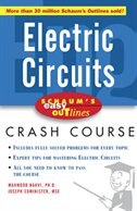 Book Schaum's Easy Outline of Electric Circuits by Mahmood Nahvi