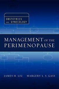 Book Management of the Perimenopause by James Liu