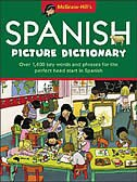 Book McGraw-Hill's Spanish Picture Dictionary by Marcelo McGraw-Hill Education