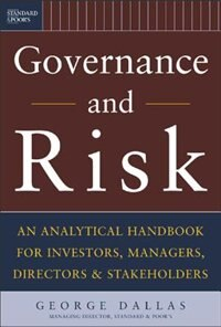 Book Governance and Risk by George Dallas