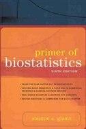 Book Primer of Biostatistics: Sixth Edition: Sixth Edition by Stanton Glantz