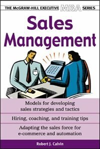 Book Sales Management by Robert Calvin
