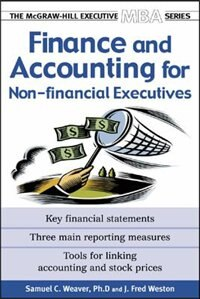 Book Finance & Accounting for Non-Financial Managers by Samuel Weaver