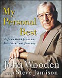 Book My Personal Best: Life Lessons from an All-American Journey by John Wooden