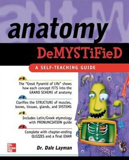 Book Anatomy Demystified by Dale Layman