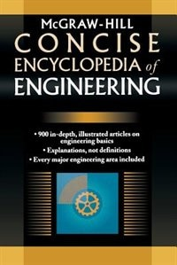 Book McGraw-Hill Concise Encyclopedia of Engineering by McGraw-Hill Education