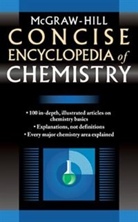 Book McGraw-Hill Concise Encyclopedia of Chemistry by McGraw-Hill Education