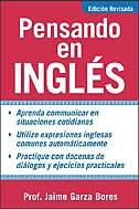 Book Pensando En Ingles by Jaime Garza Bores