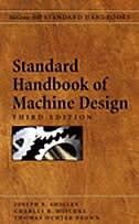 Book Standard Handbook Of Machine Design by Joseph Shigley