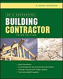 Book Be a Successful Building Contractor by R. Woodson