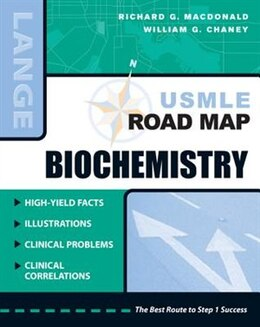 Book USMLE Road Map Biochemistry by Richard Macdonald