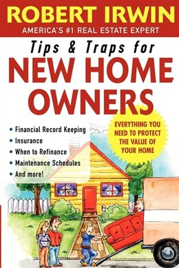 Book Tips And Traps For New Home Owners by Robert Irwin