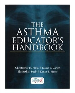 Book The Asthma Educator's Handbook by Christopher Fanta
