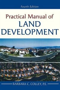 Book Practical Manual of Land Development by Barbara Colley