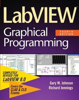 Book LabVIEW Graphical Programming by Gary Johnson