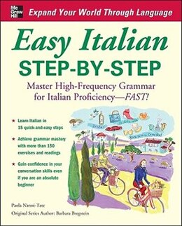 Book Easy Italian Step-by-Step by Paola Nanni-Tate
