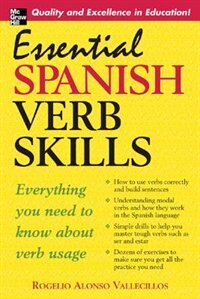 Book Essential Spanish Verb Skills by Rogelio Vallecillos
