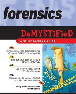 Book Forensics Demystified by David Fisher
