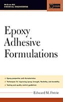 Book Epoxy Adhesive Formulations by Edward Petrie