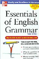 Book Essentials of English Grammar: A Quick Guide to Good English by L. Baugh