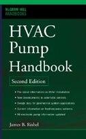 Book HVAC Pump Handbook, Second Edition by James Rishel