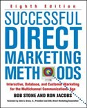 Book Successful Direct Marketing Methods by Bob Stone