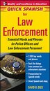 Quick Spanish for Law Enforcement: Essential Words and Phrases for Police Officers and Law Enforcement Professionals by Dees David