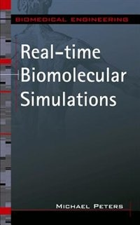 Book Real-time Biomolecular Simulations by Michael Peters