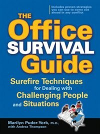 Book The Office Survival Guide by Marilyn Puder-York