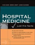 Book Hospital Medicine: Just The Facts: Just The Facts by Sylvia McKean