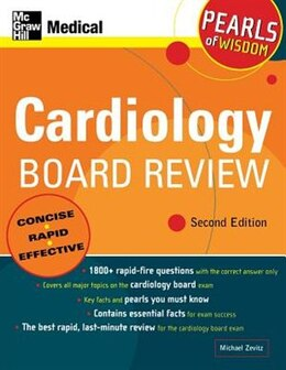 Book Cardiology Board Review: Pearls of Wisdom, Second Edition: Pearls of Wisdom by Michael Zevitz
