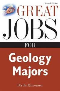 Book Great Jobs for Geology Majors by Blythe Camenson
