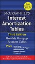 McGraw-Hill's Interest Amortization Tables, Third Edition by Jack C. Estes